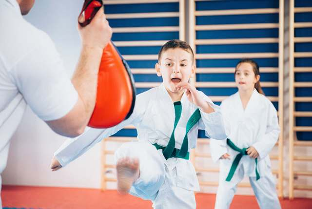 Fitness, Integrated Martial Arts