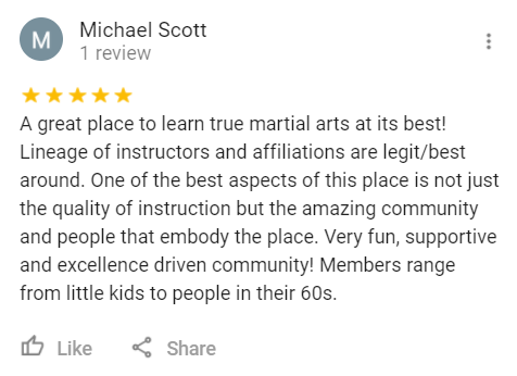 Kids3, Integrated Martial Arts